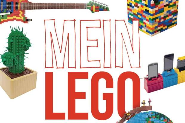 buchtipp mein lego kreative upcycling ideen f r. Black Bedroom Furniture Sets. Home Design Ideas